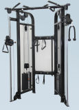 Fitness Equipment for Dual Adjustable Pulley