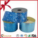 Rodillo impreso colorido de encargo de la cinta del producto de la venta al por mayor popular de la fábrica