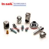 CNC que faz à máquina produtos de aço inoxidáveis do componente da válvula