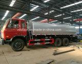 Dongfeng 20, caminhão de petroleiro do aço 000liter inoxidável para a fonte de água da limpeza