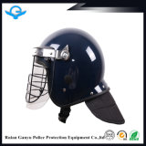 ABSは警察のための反暴動のヘルメットを殻から取り出す