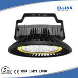 alto indicatore luminoso LED della baia di 130lm/W IP65 150W per il magazzino