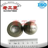 Diâmetro 3 esfera do carboneto de tungstênio de 6 5 8 10 milímetros para a máquina de moedura do moinho de esfera