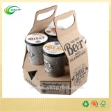 Empaquetado de encargo de la cerveza de la cartulina (CKT-CB-337)