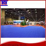 L'alta qualità mette in mostra la pavimentazione di ginnastica di addestramento/la pavimentazione di sport casa di cura
