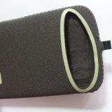 Modificar el bolso de la caja para requisitos particulares del teléfono celular del neopreno de la insignia para la promoción (CCB04)