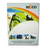 Impression faite sur commande de catalogue/livret explicatif de produit de papier d'art