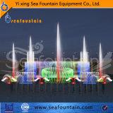 Fontaine de flottement de lac européen style d'acier inoxydable