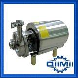 Pompe centrifuge sanitaire du moteur Ss316L d'acier inoxydable pour le lait