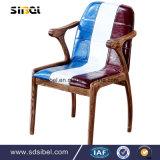 Modernes Hotel-Holz, das Möbel-Kaffee-Stuhl Sbe-Cy0345 speist