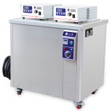 Máquina rápida da limpeza ultra-sônica do compressor do transporte do contaminador limpo rápido