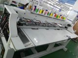 Wonyo Querkopf-Stickerei-Maschine der heftungs-4 für Schutzkappe, T-Shirt und flache Stickerei-Maschine mit Welcom Software-Preis