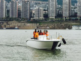 Barco da alta velocidade do barco do barco de pesca FRP do barco de pesca comercial de Js-UF24FT 7.5meters
