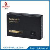 Sistema de iluminación recargable solar micro