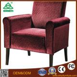 様式ファブリッククッションのソファーの椅子の/Diningのフランスソファーかホテルのソファー