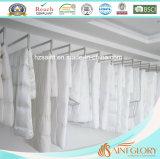 Duvet dell'hotel della fibra della cavità del poliestere del tessuto di cotone 400GSM