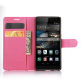 Аргументы за Huawei P9 телефона бумажника PU Muti-Цветов награды кожаный