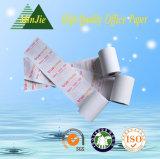 La publicidad promocional impreso en efectivo térmica Registro de papel Hasta rollo