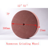 "12 ""X1"" 7p Flap Disc Klindex Polishing Pads PU Polishing Pad"