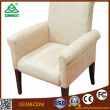 Sofá francês de /Dining da cadeira do sofá do coxim da tela do estilo/sofá do hotel