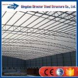 La fábrica de China instala el edificio del metal del almacén de la estructura de acero