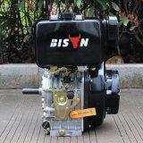 Bison (China) La mejor venta BS186fa 499c 7.6kw 230V El motor eléctrico diesel del comienzo fuerte eléctrico del comienzo