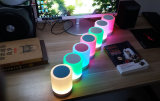 Éclairage LED coloré réglable de Bluetooth d'orateur d'appel sans fil de Handfree avec le haut-parleur sec de Portable de haut-parleur de lecteur de musique de carte de FT