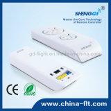 Telecomando e ricevente per la lampada ed il ventilatore