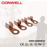Ot 10A-1000A Cobre Wire Nose Open Terminal Cable Lugs