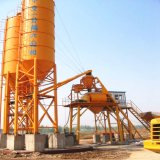 Hzs40 Mini Zelf Planetarische Concrete die het Mengen zich van de Lading Installatie in China wordt gemaakt