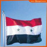 Kundenspezifisch imprägniern und Sunproof Staatsflagge-Syrien-Staatsflagge-Modell Nr.: NF-045