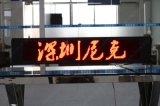Panneau programmable de destination du bus DEL de message pour le passager