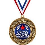 Regalo personalizzato della medaglia del premio di funzionamento dello smalto