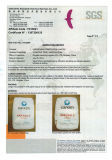 La mejor goma del xantano del precio en la aplicación del cosmético con alta calidad
