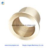 Bucha personalizada do cobre da máquina do CNC do sistema refrigerando