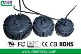 L'alimentazione elettrica chiara del UFO LED di Highbay 150W 36V impermeabilizza IP65
