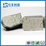 Lanthan-Metall des seltene Massen-La-99.5%
