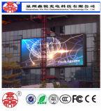 Alta qualità esterna della video visualizzazione di colore completo LED di P6 HD che fa pubblicità allo schermo