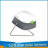 Nuova lanterna chiara solare 0.35W di disegno S2 da vendere