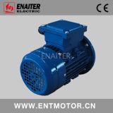 B5の取り付けと電気モーター