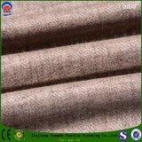 織物によって編まれるファブリック防水炎-カーテンのための抑制Blakoutポリエステルファブリックリネンファブリック
