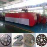 Máquina de estaca inoxidável Low-Price do laser da fibra do CNC da placa 4020 de aço