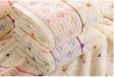 美しいDesign100%の綿の平野の白いホテル手タオル