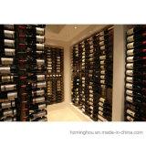 Шкаф вина бутылок серии 36 стены винного погреб погреба установленный стеной
