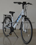 Holland 28 Zoll-Stadt-Stadt-Fahrrad elektrisches Fahrrad Oma Fahrrad-populäres holländisches Schleife-China-Supplier/E-Bike/Electric (SY-E2812)