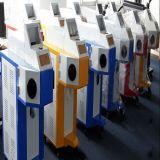 Punkt-Schmucksache-Laser-Schweißgerät der 100With 200W Goldsilber-hohen Präzisions-YAG