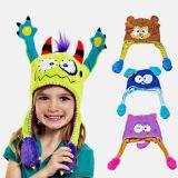 Il Crochet allegro del cucciolo di Tflipeez Witchy lavora a mano il cappello