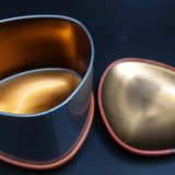 Caja de la lata regalo promocional al por mayor (T001-V27)