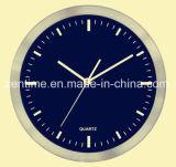 Reloj de pared promocional del cuarzo montado en la pared de encargo del reloj