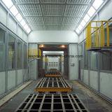 Cámara industrial de la pintura para el omnibus